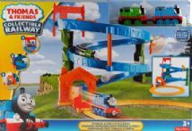 Thomas The Tank Engine And Percy's Raceway Train Track Play Set Toy