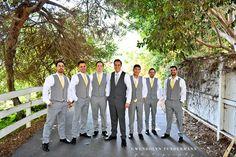 Yellow Wedding Details   Yellow and Grey Groomsmen Attire   Green Gables Estate Wedding Photos San Diego
