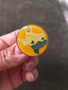OPTIMIST CLUB MORGAN'S POINT RESORT Enamel Metal PIN Collectible Texas keepsake