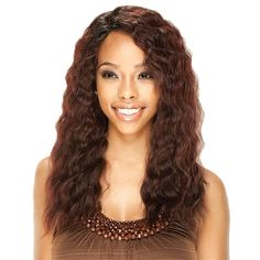 Luxe Beauty Supply - Model Model Deep Invisible Part Wig - Espresso  (http://www.lhboutique.com/model-model-deep-invisible-part-wig-espresso/) #LuxeBeautySupply, #Wigs