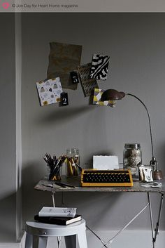 hearthomemag.co.uk Issue 5 Not Just Black and White by hearthomemag, via Flickr