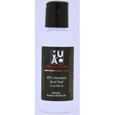 Mandelic Acid Peel from Makeup Artists Choice Dark Skin Tone, Uneven Skin Tone, Glycolic Acid, Salicylic Acid, Mandelic Acid Peel, Makeup Artist Choice, Chemical Peel At Home, Sun Damaged Skin, Alpha Hydroxy Acid