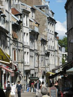 quartier BATTANT Besançon