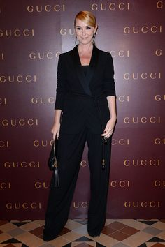 Frida Giannini First Fashion Show In China