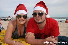 christmas on australia's sunshine coast :) Beach Christmas, Sunshine Coast, Travel Around The World, Australia, Big, Christmas On The Beach