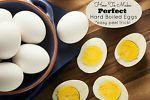 Make The Perfect Hard Boiled Eggs
