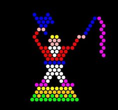 Lite Brite Refill: Circus (15 SQUARE SHEETS) - http://www.tutorfrog.com/lite-brite-refill-circus-15-square-sheets/  #Toys #Coolproducts #Bestsellers
