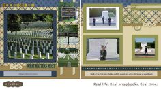 Arlington national cemetery page