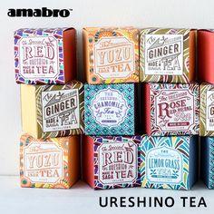 「free design(フリーデザイン)」で取り扱う商品「うれしの紅茶(amabro)」の紹介・購入ページ
