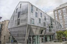 Sede del Colegio de Arquitectos