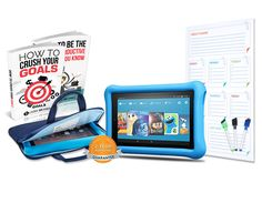 Enter To Win The New Amazon Fire 7 Kids Tablet Giveaway [$185 Value]]
