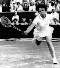 Solid-Faced Canvas Print Wall Art Print entitled Billie Jean King, during a match at Wimbledon, 1968 Billie Jean King, American Tennis Players, Billy Jean, Tennis Photos, Ways Of Seeing, Wimbledon, Tennis Racket, Giclee Print, National Parks