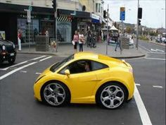 Smart Car Body Kits 32 Craziest Mini Mobiles Ever (shared via SlingPic)