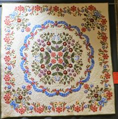 The Waverley Patchworkers Quilt Show is over and it was a very successful show. The quilt show committee and I had worked very hard in the . Quilting Blogs, Quilting Projects, Quilting Designs, Quilt Design, Antique Quilts, Vintage Quilts, Applique Patterns, Flower Patterns, The Quilt Show