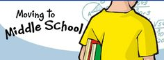 Activities and links to help kids make the transition to middle school.