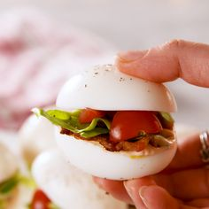 "Egglets Low-carb ""BLT Egglets"" are the BEST thing to happen to your diet.Low-carb ""BLT Egglets"" are the BEST thing to happen to your diet. Low Carb Recipes, Diet Recipes, Cooking Recipes, Healthy Recipes, Cooking Rice, Egg Recipes, Diet Tips, Asian Recipes, Recipies"