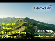 One of the most easy to use travel management software for travel and tours operators of Nepal. Create and manage holidays with online payment integration. Nepal Trekking, Tour Operator, Travel Tours, Software, Outdoor, Outdoors, Outdoor Games, The Great Outdoors