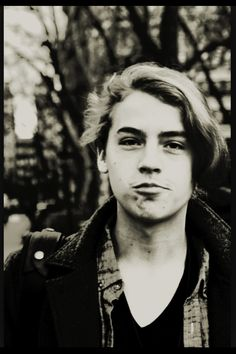 Cole Sprouse you became a hippie now MARRY ME