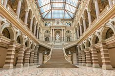 Palace of Justice, Vienna by Richard Silver