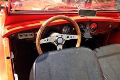 Pour ce dimanche sur #BonjourLaVieille, une pas courante #Siata 850 #Spring Spring, Vehicles, Vintage Cars, Collector Cars, Sunday, Car, Vehicle, Tools