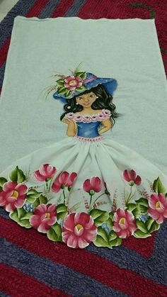 Wonderful Ribbon Embroidery Flowers by Hand Ideas. Enchanting Ribbon Embroidery Flowers by Hand Ideas. Silk Ribbon Embroidery, Hand Embroidery, Machine Embroidery, Embroidery Designs, Quilting Designs, Fabric Painting, Fabric Art, Crochet Bedspread Pattern, Crochet Hook Set