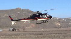 RC Aerodyne's AS350 700