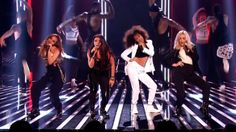 Little Mix Performing 'Move' On The X Factor UK - 03/11/13 - [[okay, i am already emotional because of story of my life AND i was tearing up at the beginning of this.]] LITTLE MIX ARE SO AMAZING!!!! :')
