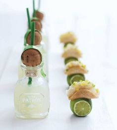 Patron Wedding Favors | ... Patron paired with mini tacos (pictured above). — Cynthia Martyn