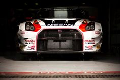 Three Nissan GT-R NISMO GT3s Prepared For Nurburgring
