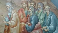 Saints, Projects To Try, Angels, Scene, Painting, Art, Icons, Art Background, Angel