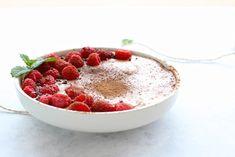 Chocolate Superfood Breakfast Bowl