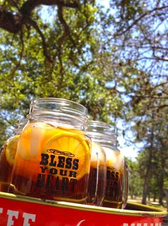 BLESS YOUR HEART MASON JAR MUG - Junk GYpSy co.
