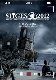Festival de cinema fantàstic de Sitges.