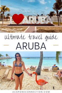"""After traveling ALL over the island I am excited to share with you an Ultimate Guide for Things to SEE and DO in Aruba! You'll love this """"Happy Island"""". ~ acaponeconnection.com #Travel California Lighthouse, Aruba Resorts, Bahamas Honeymoon, Jamaica Travel, Caribbean Vacations, Island Tour, South America Travel, Ultimate Travel, Vacation Trips"""