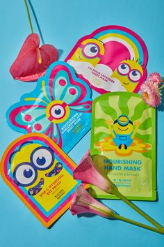 Hand Mask, Eucalyptus Tree, Eye Patches, Dry Face, New Cosmetics, Sheet Mask, Lavender Oil, Minions, Masks
