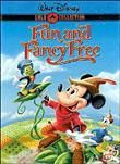 """Fun and Fancy Free (1947) Mickey (voiced by Walt Disney), Donald and Goofy face off against Willy the Giant in the beloved """"Mickey and the Beanstalk,"""" the more famous half of this two-part animated feature hosted by Jiminy Cricket. Also included is """"Bongo,"""" the charming tale of a circus bear who runs away to the woods. Dinah Shore narrates. Live-action stars Edgar Bergen and Charlie McCarthy also make guest appearances."""