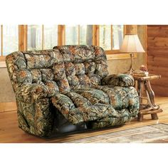 Sofa Covers This camo sofa will add just the right outdoorsy touch to your room A little bit of camo ud Pinterest Chairs Wouldn ut and Friends