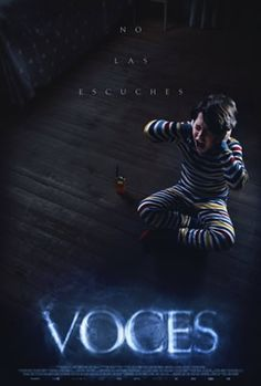 Voces (2020) Best Movie Posters, 9 Year Olds, Horror Movies, Good Movies, The Voice, Neon Signs, Concert, Google, Movies Free