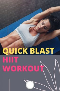 The quickest way to burn fat, get shredded for summer. How to do HIIT workouts will help you not make the most common mistakes that will ruin your fat burning. Fat Burning Cardio Workout, Cardio Workout At Home, Home Exercise Routines, Cardio Workouts, Fitness Workouts, Fitness Motivation, Workout Programs For Women, At Home Workouts For Women, Fit Motivation