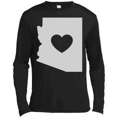 "Hi everybody!   Arizona Home State ""Love Heart"" T-Shirt - Long Sleeve Tee https://vistatee.com/product/arizona-home-state-love-heart-t-shirt-long-sleeve-tee/  #ArizonaHomeState""LoveHeart""TShirtLongSleeveTee  #Arizona #Home #StateTee #""LoveShirtSleeveTee #Heart""Tee #TShirtLongTee #Shirt # # #LongSleeve #SleeveTee #Tee #"