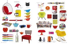 Revista Platos&Copas // cook&design: Warhol restaurant