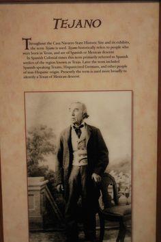 Jose Antonio Navarro, Tejano Statesman 1795 - 1871