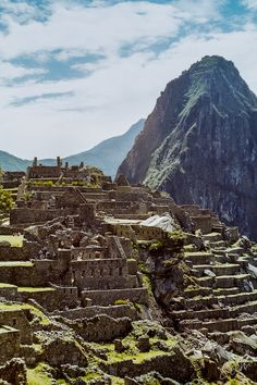 """lanipix-photography: """" Peru, Machu Picchu - for harryschuler :) Film scan, post processed in Lightroom """" Wonderful Places, Beautiful Places, Machu Picchu, Summer Travel, Pretty Pictures, Vacation Spots, Trip Planning, Wonders Of The World, Places To See"""