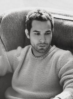 "Skylar Astin! Also, sorry for the ""Cute Guys"" spam.... I'm just lovin' me some man candy! -E"