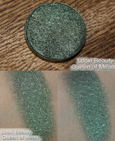 Looxi Beauty The Auroras Eyeshadow - Queen of Mean http://www.talasia.de/2016/02/16/looxi-beauty-the-auroras-eyeshadows-limelight-queen-of-mean/