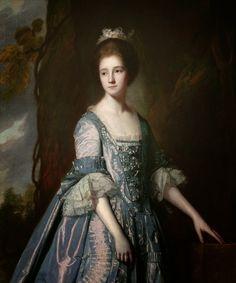 18th Century Dress, 18th Century Fashion, 17th Century, Portrait Art, Portraits, Baroque, European Dress, Royal Academy Of Arts, Fantasy Dress