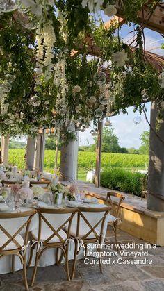 Reception Decorations, Table Decorations, Wedding Reception Design, Table Arrangements, Wedding Trends, Luxury Wedding, Tuscany, The Hamptons, Summer Wedding
