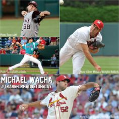 The Transformation of Michael Wacha.