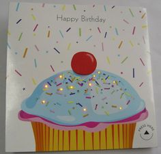 Image Result For Kids Light Up Birthday Cards
