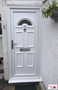 If you're looking for 'uPVC Doors and Windows near me', you'll be pleased to know that we install windows and doors UK wide. Click the link to see our uPVC Doors and Windows pictures, and more! Upvc Porches, Upvc French Doors, Doors Online, Composite Door, Front Door Colors, White Doors, Windows And Doors, Tall Cabinet Storage, Link